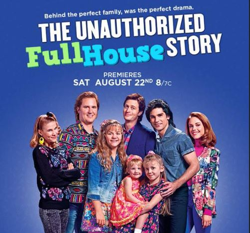 S1E7 – The Unauthorized Full House Story