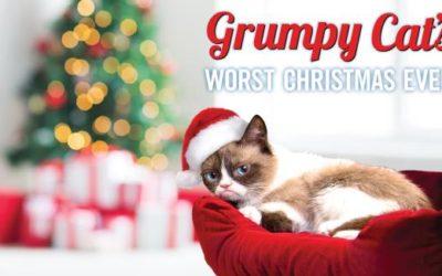 Bonus Holiday Episode – Grumpy Cat's Worst Christmas Ever