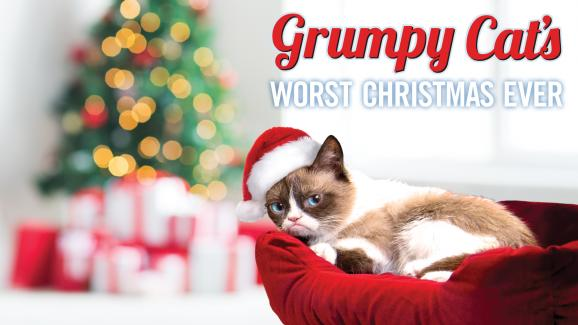 Bonus Holiday Episode – Grumpy Cat's Worst Christmas Ever